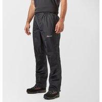 Berghaus Mens Drift Waterproof Trousers, Black