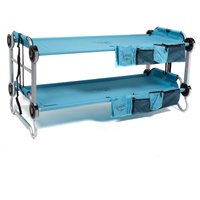 Kid O Bunk Collapsible Bunk Beds, Blue