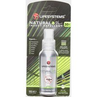 Lifesystems Natural 30+ Insect Repellent Spray, Assorted