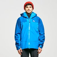 Mountain Equipment Mens Rupal GORE-TEX Jacket, Blue