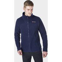 Berghaus Mens Prism II Full-Zip Micro Fleece, Navy