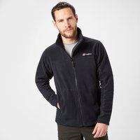 Berghaus Mens Prism II Full-Zip Micro Fleece, Black