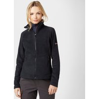 Berghaus Womens Prism II Full-Zip Micro Fleece, Black