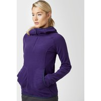 Berghaus Womens Prism Half Zip Fleece, Purple