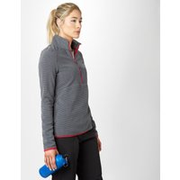 Peter Storm Womens Grasmere Half Zip Fleece, Grey