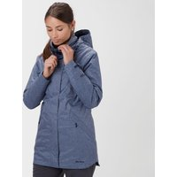 Peter Storm Womens Mistral Long Jacket - Navy, Navy
