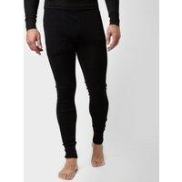 Peter Storm Men's Merino Wool Baselayer Leggings, Black