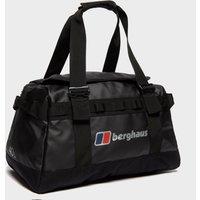 Berghaus 40L Holdall - Black, Black
