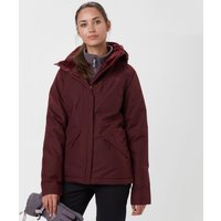 The North Face Womens Inlux Insulated Jacket, Red