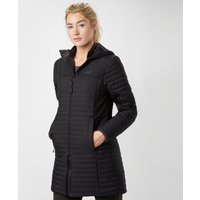 Jack Wolfskin Womens Clarenville Windproof Jacket, Black
