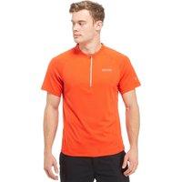 Regatta Mens Breakbar II T-Shirt, Orange