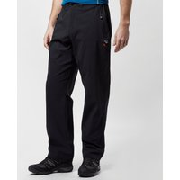 Sprayway Mens Summit Softshell Trousers, Black