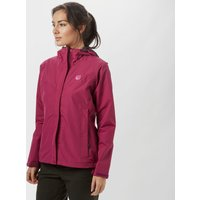 Sprayway Womens Sierra Waterproof Jacket, Pink