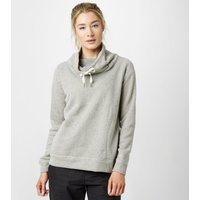 Sprayway Womens Firth Fleece Hoodie, Beige