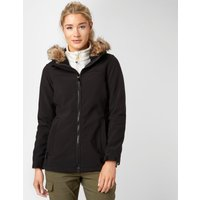Sprayway Womens Caldera Hooded Jacket, Black