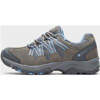 Hi Tec Womens Florence Waterproof Walking Shoes, Grey
