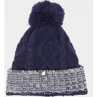 Peter Storm Boys Oliver Bobble Hat, Navy