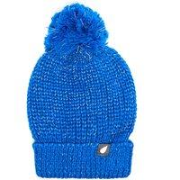 Peter Storm Kids Robin Reflect Bobble Hat, Blue