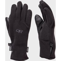 Outdoor Research Men's Gripper Sensor Glove - Black/Blk, Black/BLK