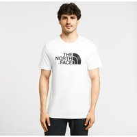 The North Face Mens Easy Short Sleeve T-Shirt, White