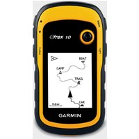 Garmin eTrex 10 GPS, Yellow/Black