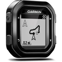 Garmin Edge 20 Cycle Computer, Black