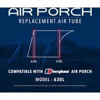 Eurohike Air Porch Replacement Air Tube 630l  Black