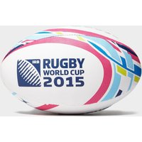 Gilbert Rugby World Cup 2015 Supporter Rugby Ball - Multi/No Colour, Multi/No Colour