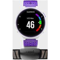 garmin forerunner 230 sports watch bundle  purple, purple