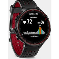 garmin forerunner 235 gps watch, black