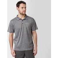 Columbia Mens Zero Rules Polo Shirt, Dark Grey