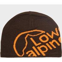 Lowe Alpine Logo Beanie, Brown