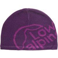 Lowe Alpine Logo Beanie, Purple