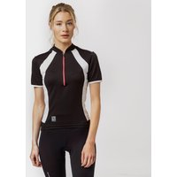 Altura Womens Spirit Short Sleeve Jersey, Black