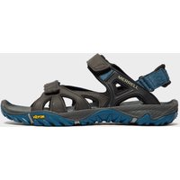 Merrell All Out Blaze Sieve Sandals, Mid Grey