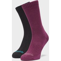 Bridgedale Women's Dingle Sock Multipack, Multi
