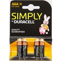 Duracell AAA Batteries, 2400/2400