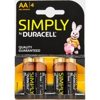 Duracell AA Batteries, 1500/1500