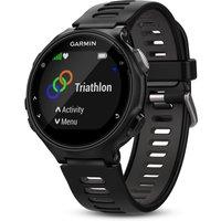Garmin Forerunner 735XT GPS Running Multi-Sport Watch - Black, Black