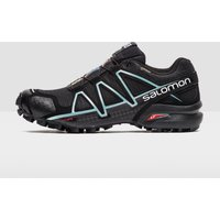 Salomon Women's Speedcross 4 GORE-TEX Trail Running Shoes, Black