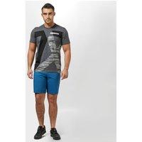 Adidas Mens Terrex Agravic Logo T-Shirt, Dark Grey
