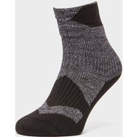 Sealskinz Men's Thin Ankle Socks, Black