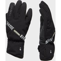 Sealskinz Halo All Weather Cycling Gloves, Black