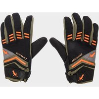 Sealskinz Mens Dragon Eye Mountain Bike Gloves, Black