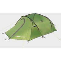 Berghaus Grampian 3 Person Tent, Bright Green