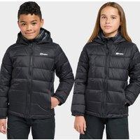 Berghaus Burham Kids Insulated Jacket  Black