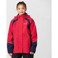 Berghaus Kid's Callander Waterproof Jacket, Mid Pink