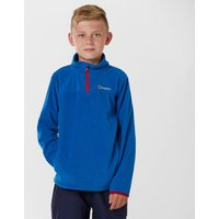 Berghaus Boys Tyndrum Half Zip Fleece, Royal Blue