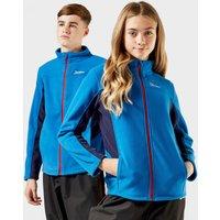 Berghaus Kids Tyndrum Full Zip Fleece Jacket - Blue/Blue, Blue/Blue