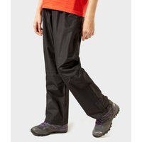 Berghaus Kids Drift Over Trousers, Black